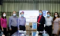 UNDP unterstützt Vietnam in der Bekämpfung der Covid-19-Epidemie