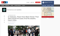 Internationale Medien: Vietnam reagiert schnell auf Covid-19-Epidemie