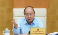 Premierminister Nguyen Xuan Phuc leitet Sitzung des Verwaltungsstabs für Preiskoordination