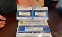 Die von Vietnam hergestellten Covid-19-Testkits werden offiziell in Europa verkauft