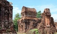Indiens Experten helfen bei Restaurierung der Kernzone des Kulturerbes My Son