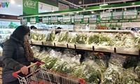 Unterstützung der Hanoier Bauern beim Verbrauch von Agrarprodukten in Epidemie-Zeiten
