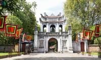 Gedenkstätten in Hanoi am ersten Tag der Wiedereröffnung