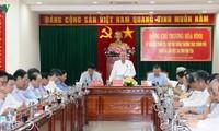 Vize-Premierminister Truong Hoa Binh besucht Provinz Phu Yen