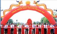 """Premierminister Nguyen Xuan Phuc nimmt an der Einweihung der Einrichtung """"Genossenschaft mit Onkel Ho"""" teil"""