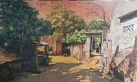 """Ausstellung """"Schatten des Erbes"""" bewahrt die Schönheit der vietnamesischen alten Dörfer"""