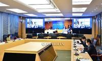 Online-Parlamentssitzung: flexibel, modern, legt den Grundstein für Innovation