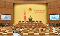 Anwendung der Technologie bei den Aktivitäten des Parlaments