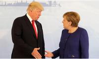 Bundeskanzlerin Merkel sagt die Teilnahme am G7-Gipfel in Washington ab