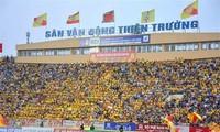 """Reuters berichtet über das Bild der """"Massen-Fans"""" in der vietnamesischen Fußballnationalmeisterschaft 2020"""