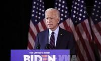 Joe Biden gewinnt genug Stimmen, um Kandidat der Demokratischen Partei zu werden