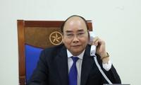 Vietnam und Frankreich arbeiten in der Covid-19-Bekämpfung und in der Förderung bilateraler Beziehungen zusammen