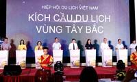 Acht Provinzen im Nordwesten Vietnams arbeiten bei der Tourismusförderung nach der Covid-19-Epidemie zusammen