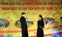 Bewahrung und Entfaltung des Sluong-Gesangs der Volksgruppe Tay in Cao Bang