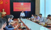 Feier zum Tag der vietnamesischen revolutionären Presse