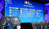 U19 Vietnam ist in der U19-Fußballasienmeisterschaft mit Australien und Saudi-Arabien in derselben Gruppe