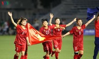 Vietnamesische Fussballnationalmannschaft der Frauen hat die Chance, an der Frauen-Weltmeisterschaft 2023 teilzunehmen