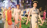 """Aufführung """"Ao Dai – Kulturerbe Vietnams"""""""