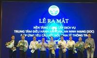 Das Ministerium für Information und Kommunikation eröffnet Zentrum für Cybersicherheit