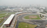 F1-Rennstrecke wird in My Dinh in Hanoi im November 2020 stattfinden