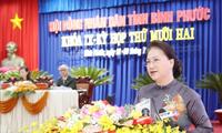 Provinz Binh Phuoc soll Chancen wahrnehmen und Vorteile entfalten, um sich zu entwickeln