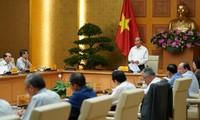 Premierminister Nguyen Xuan Phuc tagt mit Leitern der Provinz Ben Tre