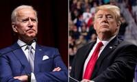 Joe Biden führt vor Donald Trump in einer landesweiten Umfrage mit 15 Punkten