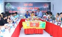 Weiterer Spielplatz für Amateurfußball in Ho-Chi-Minh-Stadt