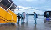 Vietnamesische Staatsbürger aus Singapur ins Heimatland bringen