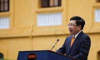 Feierlichkeiten zum 53. Gründungstag der ASEAN in den Ländern