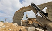 Israel fliegt erneut Luftangriffe auf Hamas-Stellungen im Gazastreifen