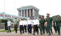 Das Ho-Chi-Minh-Mausoleum öffnet wieder für Besucher ab 15. August