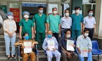 Weitere 53 Covid-19-Patienten sind wieder gesund