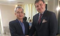 Verstärkung der Vietnam-Ukraine-Beziehungen