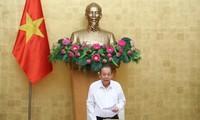 Vize-Premierminister Truong Hoa Binh: Flugsicherheit fördert Wirtschaftsentwicklung