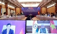 Vietnam und Indien bemühen sich um die Handelszusammenarbeit
