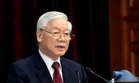 KPV-Generalsekretär, Staatspräsident Nguyen Phu Trong: 13. Parteitag gut vorbereiten und durchführen