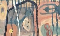 """Ausstellung und Versteigerung der Gemäldesammlung """"Den Thu Fluss runter"""""""