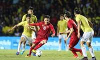 Wann wird das thailändische Fußballnationalmannschaft Vietnams Mannschaft einholen?