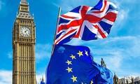 Großbritannien und die EU nahmen Handelsverhandlungen nach dem Brexit wieder auf