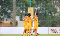 Klub Ho-Chi-Minh-Stadt 1 gewinnt das Hinspiel der Fußballnationalmeisterschaft der Frauen 2020
