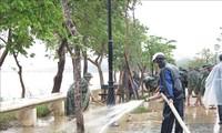 ASEAN unterstützt Thua Thien Hue und Quang Tri bei der Beseitigung der Folgen der Naturkatastrophen