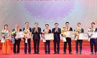 Hanoi: Ehrung der Unternehmen und Unternehmer Thang Long 2020