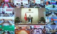Premierminister Nguyen Xuan Phuc nimmt an der Konferenz über Auszahlung der Entwicklungshilfe teil