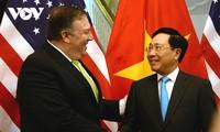 US-Außenminister Mike Pompeo besucht Vietnam