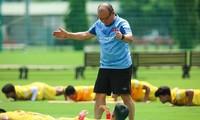 Liste des U22-Teams: Trainer Park Hang-seo beruft 33 Fußballspieler ein