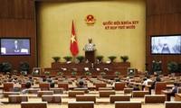 2. Phase der Parlamentssitzung
