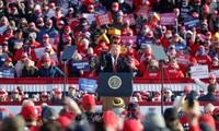 US-Wahlen: Zwei Kandidaten gehen in den Endspurt