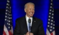 Weltspitzenpolitiker gratulieren Joe Biden