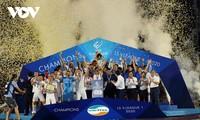 Viettel gewinnt erstmals die Fußballnationalmeisterschaft